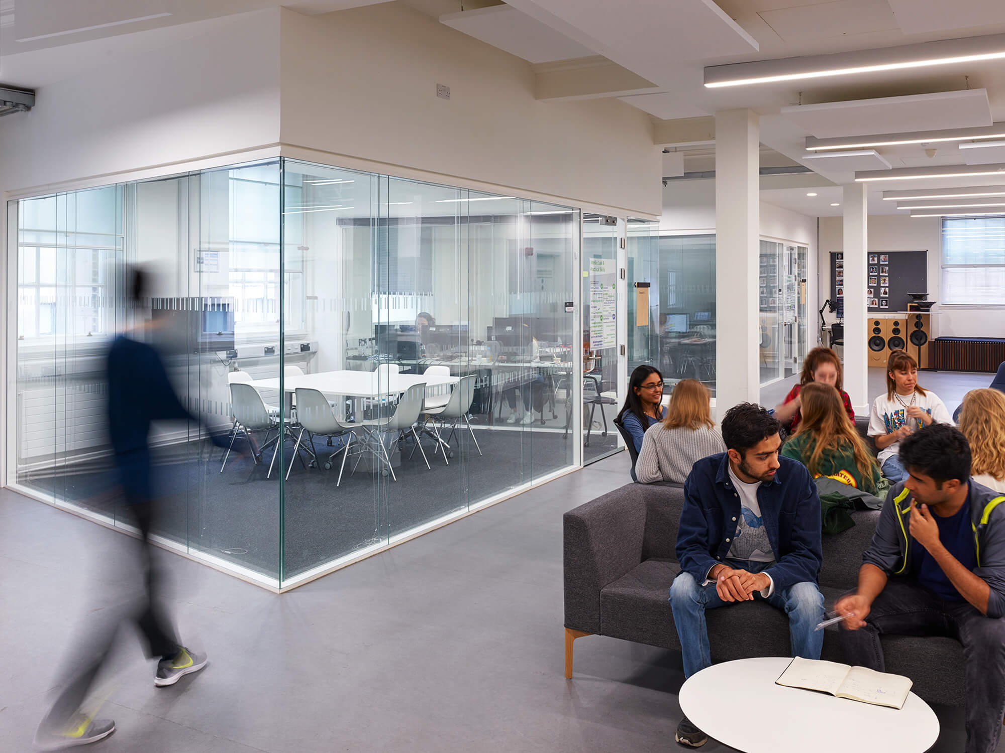 Imperial College London Dyson School Of Design Engineering Education Work Pascall Watson